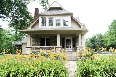 Kansas City Single Family Home For Sale: 5544 E 53rd Street