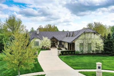 Leawood Single Family Home For Sale: 3849 W 139th Terrace