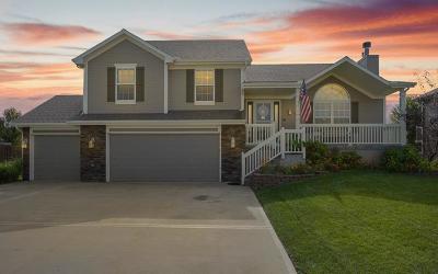 Raymore Single Family Home Show For Backups: 409 Eagle Glen Drive
