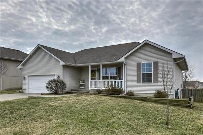 Excelsior Springs Single Family Home Contingent: 2223 W Ivory Circle