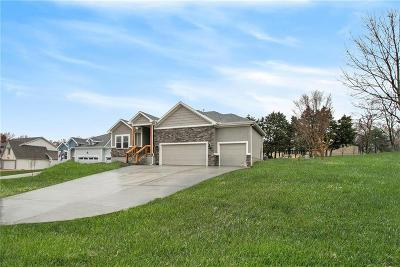 Cass County, Clay County, Platte County, Jackson County, Wyandotte County, Johnson-KS County, Leavenworth County Single Family Home For Sale: 10610 W 49th Place