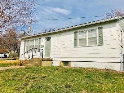 Knob Noster Single Family Home For Sale: 400 S Monroe Avenue