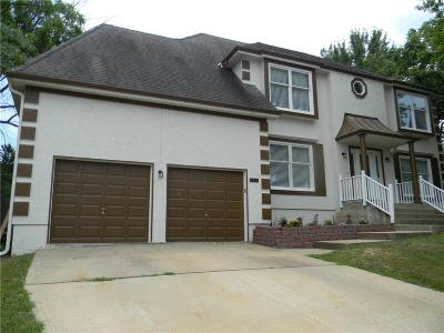 Johnson-KS County Single Family Home For Sale: 14401 W 78th Terrace