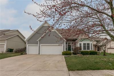 Overland Park Single Family Home Show For Backups: 7856 W 153rd Terrace