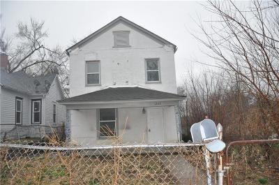 Kansas City Single Family Home For Sale: 1237 Ridge Avenue