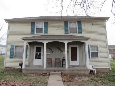 Kansas City Multi Family Home For Sale: 9527 Charlotte Street