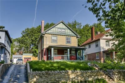Kansas City Single Family Home For Sale: 3616 Genessee Street