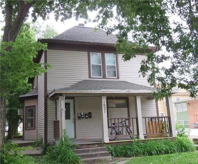 Riley County Multi Family Home For Sale: 1021 Fremont Street