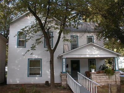 Riley County Multi Family Home For Sale: 221 N Juliette Avenue