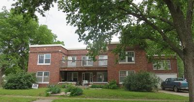 Riley County Multi Family Home For Sale: 530 Pierre Street