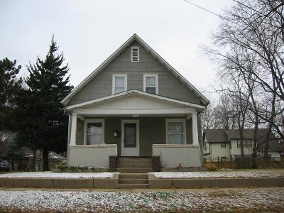 Riley County Multi Family Home For Sale: 517 N 4th Street