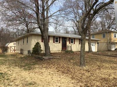 Kansas City Single Family Home For Sale: 4324 NE Sunnybrook Lane