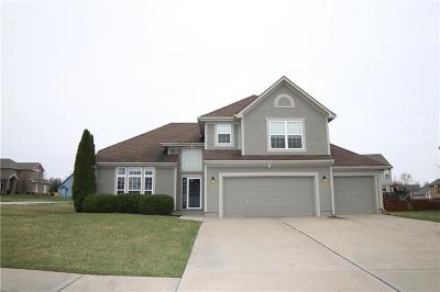 Cass County, Clay County, Platte County, Jackson County, Wyandotte County, Johnson-KS County, Leavenworth County Single Family Home For Sale: 3916 SW Briarwood Drive