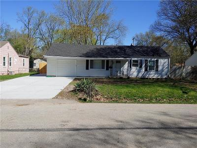 Shawnee Single Family Home For Sale: 11224 W 68 Terrace
