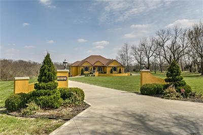 Greenwood Single Family Home For Sale: 14611 S Harris Road