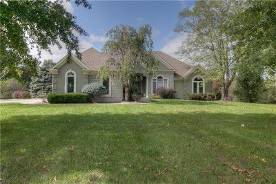 Kearney Single Family Home Contingent: 12624 French Ridge Road