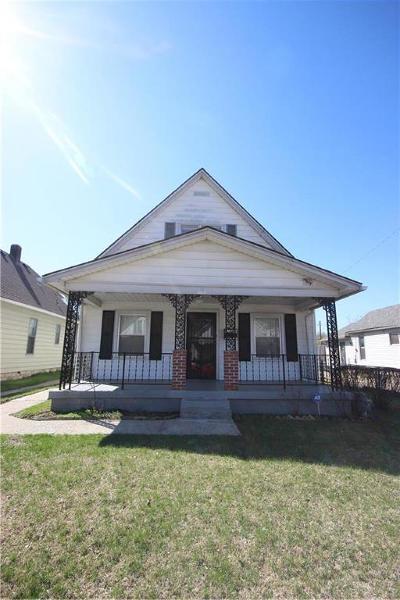 Kansas City Single Family Home For Sale: 627 Northrup Avenue
