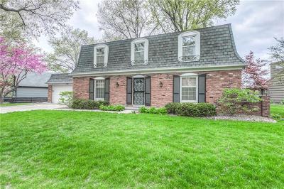 Leawood Single Family Home For Sale: 10326 Wenonga Lane