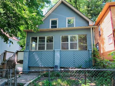 Leavenworth Single Family Home For Sale: 512 Ottawa Street