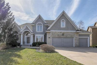 Leawood Single Family Home For Sale: 4920 W 138th Street