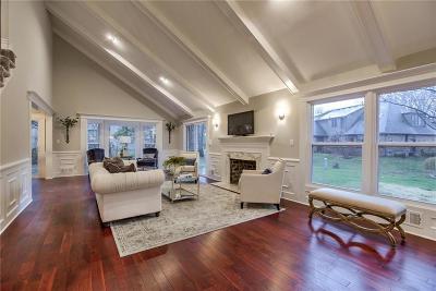 Leawood Single Family Home For Sale: 8304 Wenonga Road