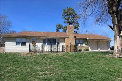 Riss Lake Single Family Home For Sale: 10722 E 43rd Street