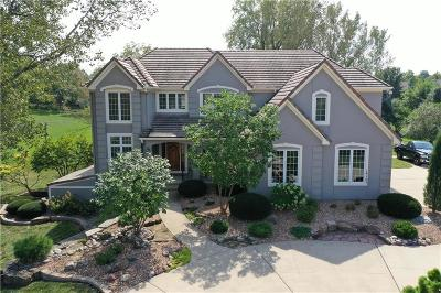 Olathe Single Family Home For Sale: 14145 S Copper Creek Drive