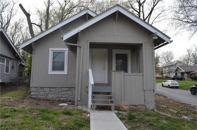 Kansas City Single Family Home For Sale: 6500 Paseo Boulevard