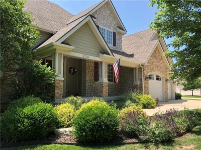 Lawrence Single Family Home For Sale: 232 Earhart Circle