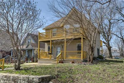 Kansas City Single Family Home For Sale: 316 Ord Street