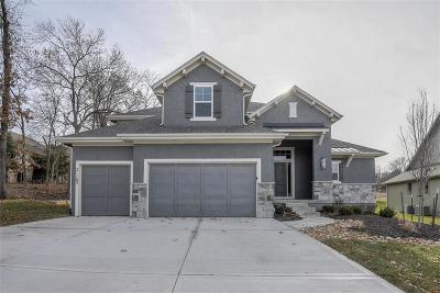 Shawnee Single Family Home Model: 21103 W 68th Street