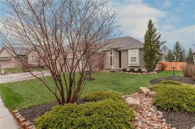 Olathe Single Family Home For Sale: 21834 W 175th Terrace