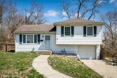 Kansas City Single Family Home For Sale: 4901 N Potter Avenue