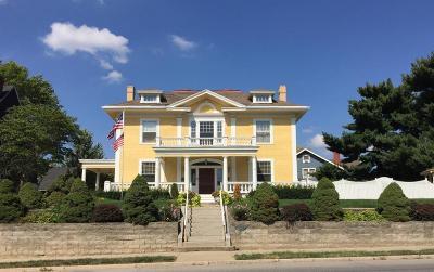 St Joseph Single Family Home For Sale: 2649 Frederick Avenue