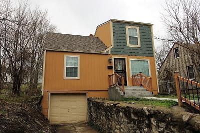 Kansas City Single Family Home For Sale: 5404 Norton Avenue