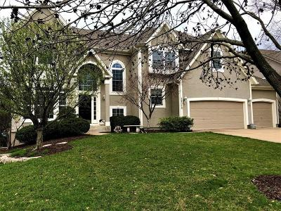Overland Park Single Family Home Show For Backups: 14318 Woodward Street