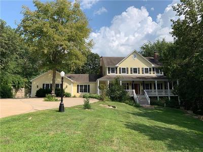 Stilwell Single Family Home For Sale: 16279 Kranker Drive