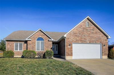 Blue Springs Single Family Home Show For Backups: 1709 NE Craigievar Court