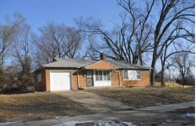 Cass County, Clay County, Platte County, Jackson County, Wyandotte County, Johnson-KS County, Leavenworth County Single Family Home Auction: 5114 E 41st Terrace