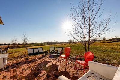 Louisburg Single Family Home For Sale: 7440 W 327 Street
