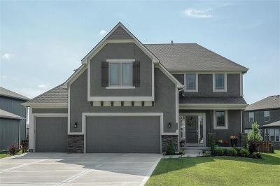 Cass County, Clay County, Platte County, Jackson County, Wyandotte County, Johnson-KS County, Leavenworth County Single Family Home For Sale: 1036 SW Ayrshire Drive