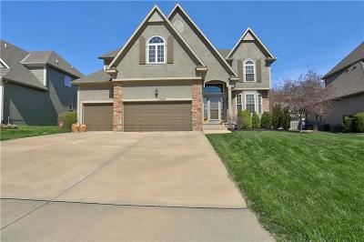 Shawnee Single Family Home For Sale: 22406 W 57th Street
