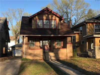 Kansas City Single Family Home For Sale: 3705 Benton Boulevard