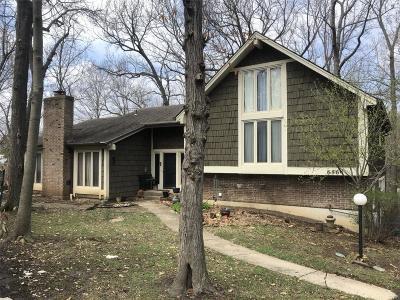Merriam Single Family Home For Sale: 6564 Goodman Drive