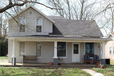 Bourbon County Single Family Home For Sale: 224 S Lowman