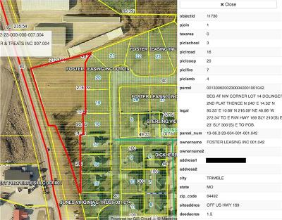 Clinton County Residential Lots & Land For Sale: 1.53ac 169 Highway