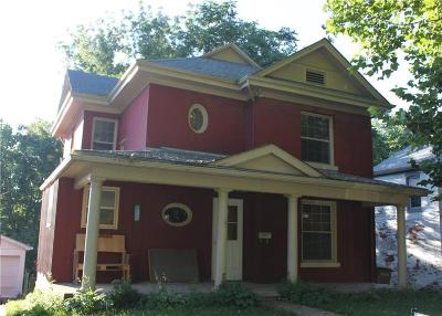 Atchison Single Family Home For Sale: 510 N 2nd Street
