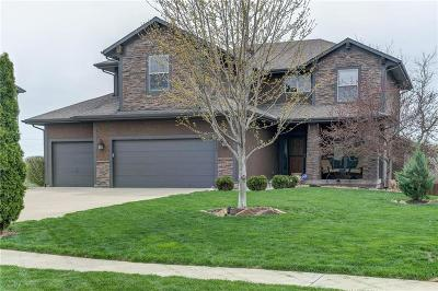 Cass County, Clay County, Platte County, Jackson County, Wyandotte County, Johnson-KS County, Leavenworth County Single Family Home For Sale: 31149 W 166th Street