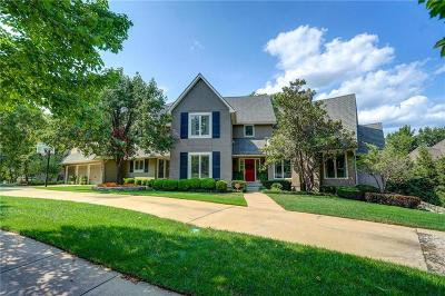 Leawood Single Family Home For Sale: 4400 W 126th Terrace