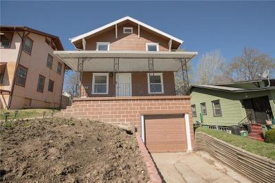 Kansas City Single Family Home For Sale: 2738 N 10th Street